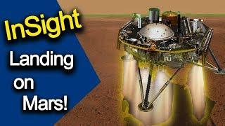 Landing NASA