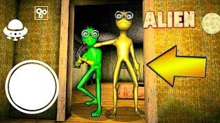 НЕПОСЛУШНЫЕ пришельцы ДЕДУЛИ GRANDPA - игра от разработчиков ALIEN Escape Game