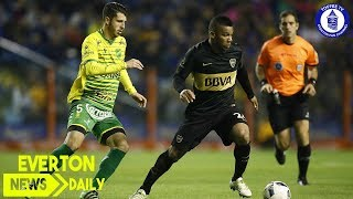 Blues Look To South America | Everton News Daily