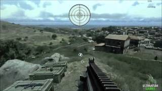 ARMA 3 - 14 Minuten Gameplay Gamescon (PC Game HD)
