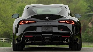 2020 Toyota Supra GR Launch Edition Nocturnal Black