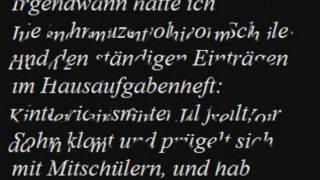 """Sad """"Life"""" Verpfuschtes Leben/ Musik von Evanescence Titel Hello Instrumental"""