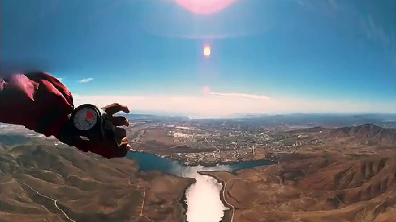 Vr Skydiving 1St Person Pov 360 Video Free-Fall - Youtube-4304