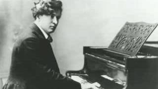 Ferruccio Busoni plays Liszt, Feux Follets