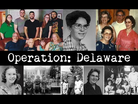OPERATION: DELAWARE / AUNT NITA 80th BIRTHDAY SNEAK PREVIEW