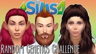 Schlimmer gehts nicht! :O - Die Sims 4: Random Genetics Challenge (deutsch) | simfinity