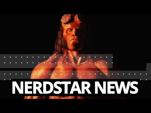 Der neue Hellboy | Neue Serie von George R. R. Martin - NerdStar News