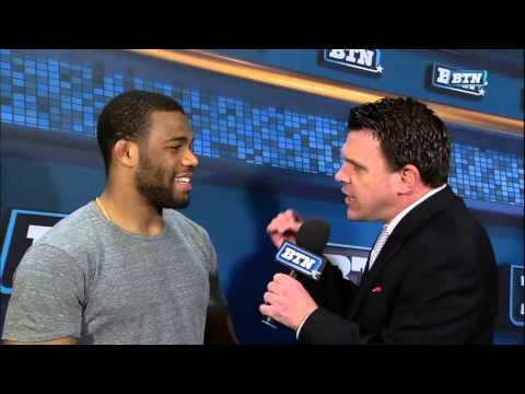 Jordan Burroughs Wrestling Interview