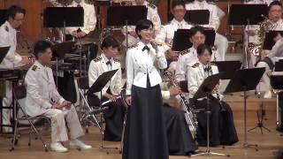 三宅由佳莉 ~舞鶴音楽隊 海フェスタ マリンコンサート2014~