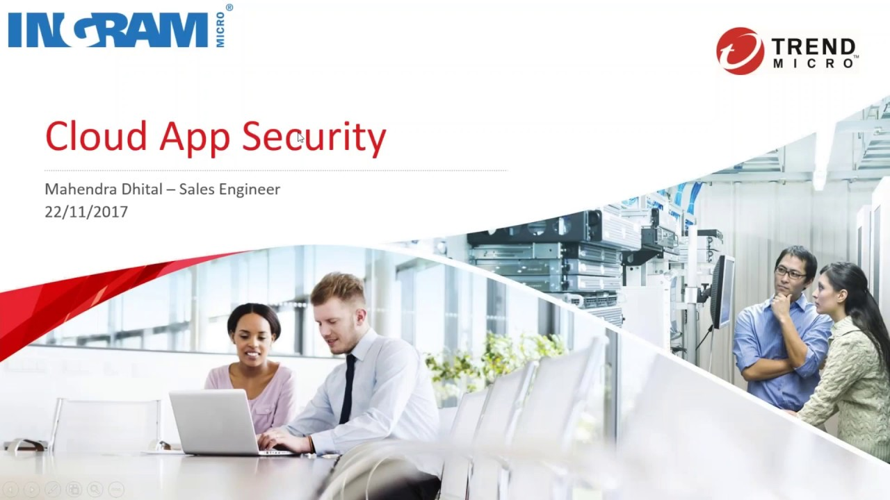 Trend Micro Cloud App Security and Dropbox Business Webinar