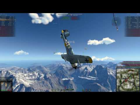 World Of Warplanes A5 Unchecked