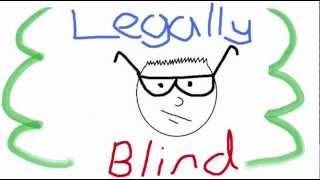 Legally Blind 4: Super Senses