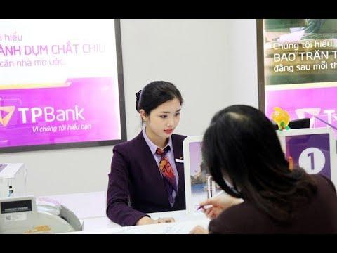 Cách Vay Tiền Trả Góp Ngân Hàng Tiên Phong - TP Bank - Vay Theo Hóa đơn điện, Mạng, Truyền Hình