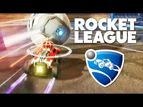 Rocket League - SECRET BOOST TRICK - PC ONLINE 3V3 Gameplay - Episode 3