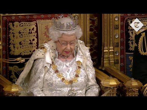 The Queen's Got Jokes For Meghan Markle!!!