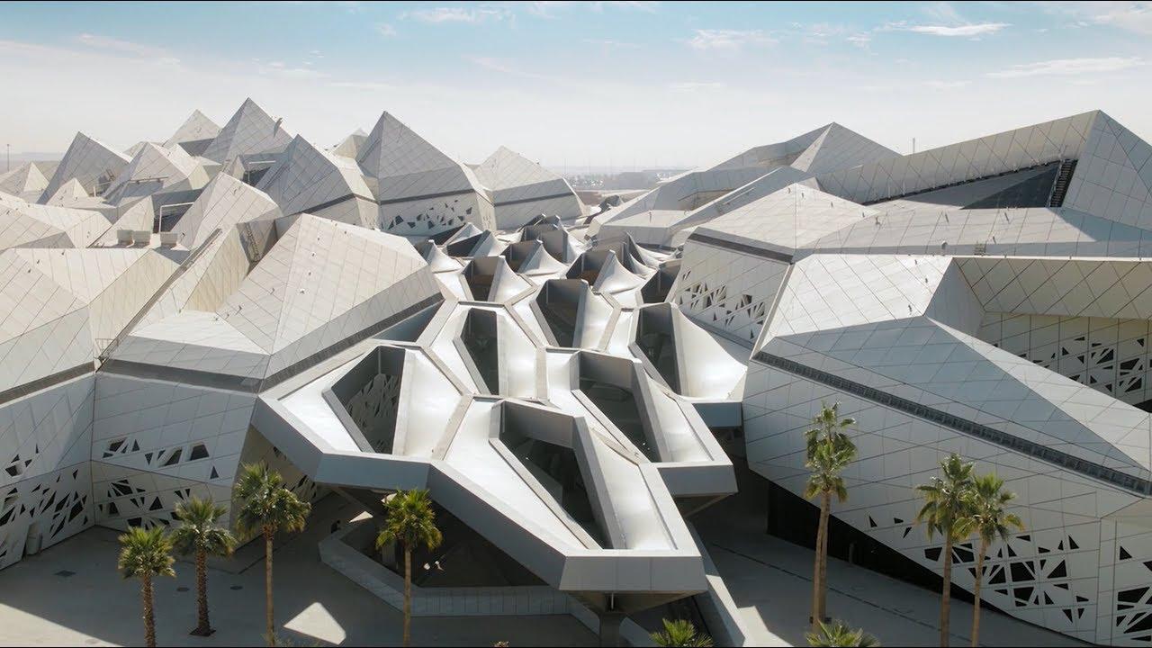 zaha hadid architects 39 king abdullah petroleum studies and. Black Bedroom Furniture Sets. Home Design Ideas