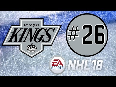 NHL 18 ~ Los Angeles Kings Franchise Mode ~ #26 (Last Place LOL)