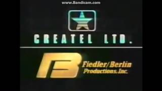 Createl L. T. D Fiedrer/Berling للإنتاج Telepictures وارنر بروس للإنتاج التلفزيوني (2003)