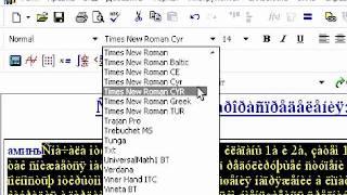 шрифт Mathcad 11 - 14 (убрать иероглифы, без помощи реестра)(, 2011-05-20T05:16:33.000Z)