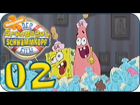 Let's Play Der SpongeBob Schwammkopf Film Part 2: Frustsaufen im Goofy Goobers
