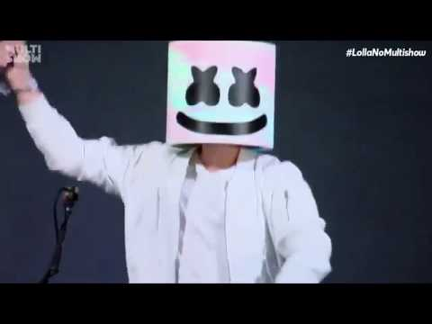 Marshmello Drops Only - Lollapalooza Brasil