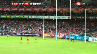 Round 5 AFL - Sydney Swans v Fremantle Highlights