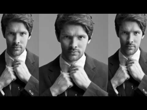 Colin Morgan - Hunger Magazine 2015 - Behind the Scenes
