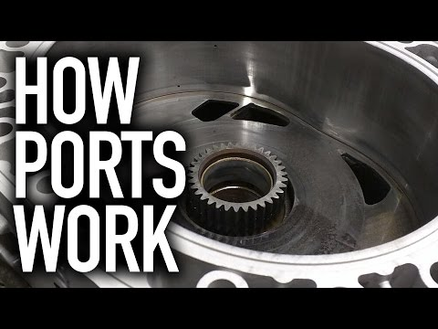 Rotary Engine Explained: How Do Ports Work?