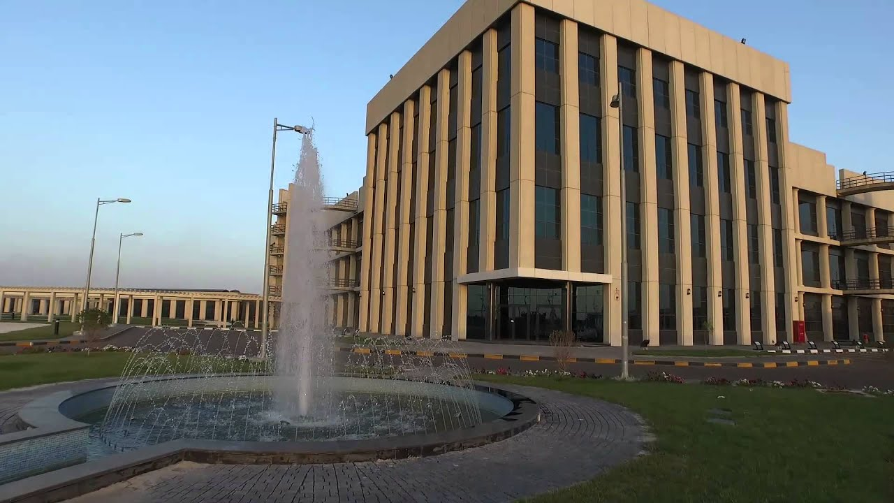North Kuwait mega complex