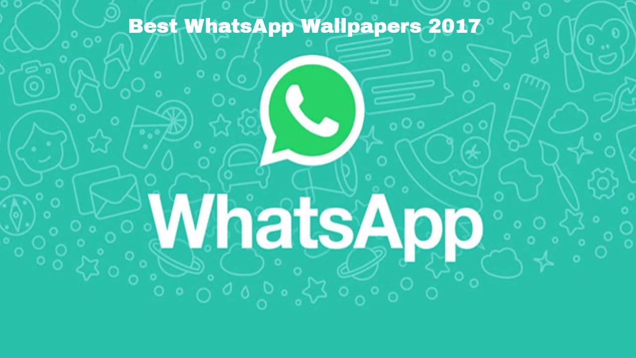 Get The Best WhatsApp Wallpapers 2017