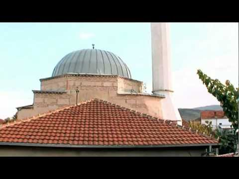 The mosque of Three Sheyks in Bitola, Macedonia