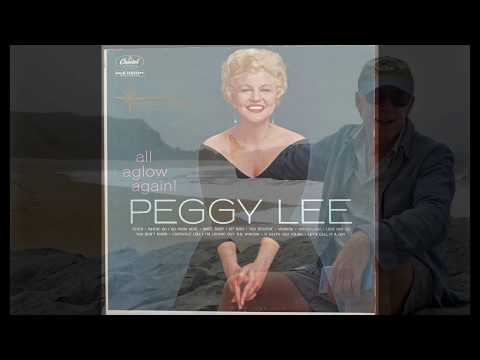 Peggy Lee 'I'm looking Out The Window' 1959 W/Lyrics orig. vinyl release