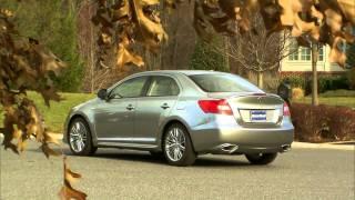 Car Keys: 2011 Suzuki Kizashi