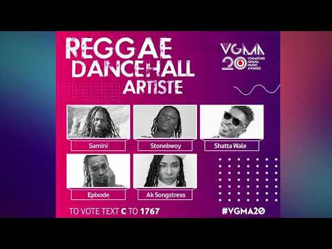 Nominees for the Vodafone Ghana Music Awards (VGMA) 2019 Mp3