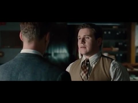 'The Imitation Game' Star Allen Leech Shares Secrets