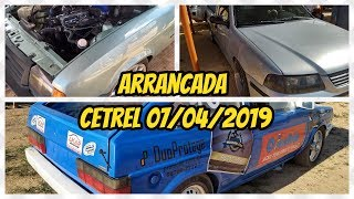 Arrancada Cetrel Camaçari 07/04/2019