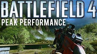 Battlefield 4 Peak Performance
