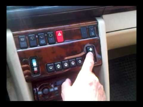 Mercedes W124 4matic Estate E300 Youtube