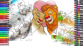 Similar Apps to Draw colouring pages for The King Lion by Fans Suggestions