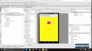 android studio tutorial in hindi 5 basic overview of application