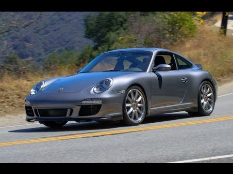 Porsche 997 Carrera 4S Manual - (One Take)