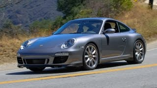 homepage tile video photo for Porsche 997 Carrera 4S Manual - (One Take)