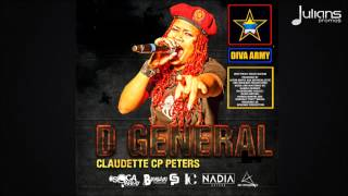 "Claudette Peters - D General ""2015 Soca"" (Antigua)"