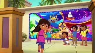 Dora e seus amigos Abertura ❤