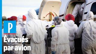 Covid-19 : les avions sanitaires reprennent du service