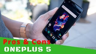Pros and Cons: OnePlus 5!