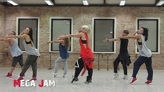 'Work Bitch' Britney Spears choreography by Jasmine Meakin (Mega Jam)
