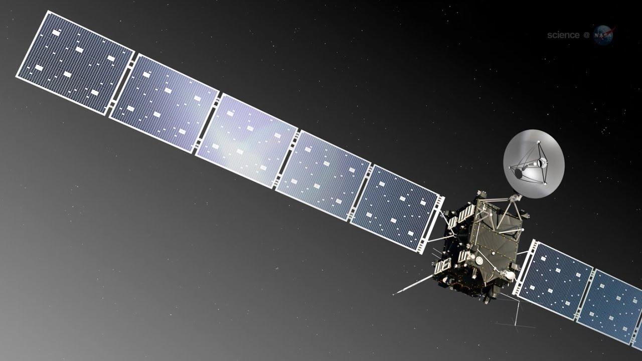 nasa comet lander name - photo #32