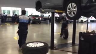 видео Экспресс ТО автомобилей Honda!