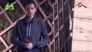 Как мы строили экодом? Стены из соломы. Часть 3(Экодом своими руками http://rodovid.me/blog/ecodom/ http://vk.com/rodovidme http://www.odnoklassniki.ru/group/54304276021252., 2014-02-13T17:54:53.000Z)